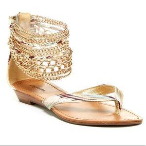 Zigi Soho Ankle Bling Sandal